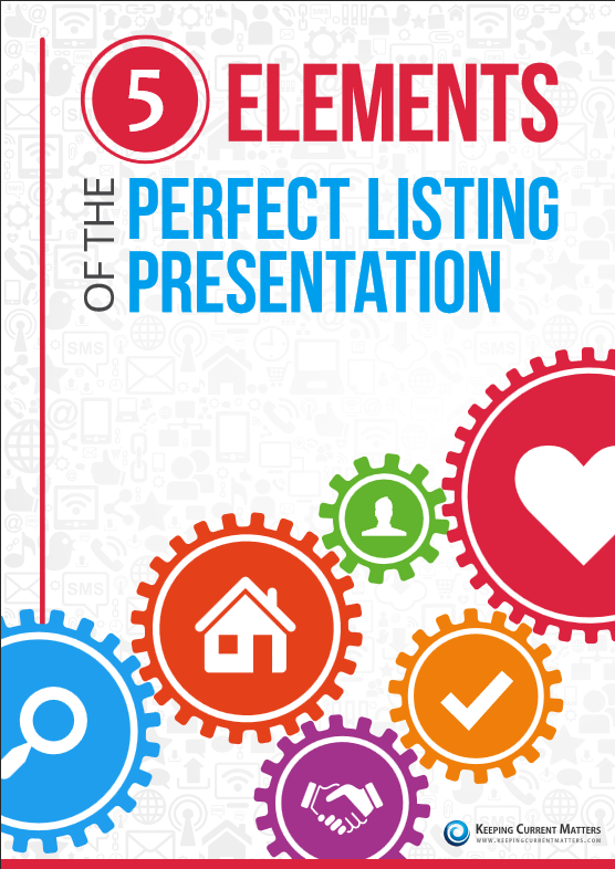 , 5 Elements of the Perfect Listing Presentation, Kevin P. Nguyen, Kevin P. Nguyen